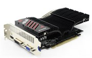 PCI-E x16 GF GT 740 ASUS GT740-DCSL-2GD3 SILENT 2GB DDR3 (RTL)