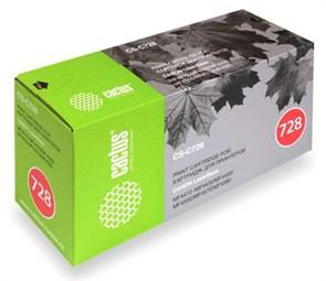 К-ж Canon 728 для MF4410/MF4430/MF4450/MF4550D/MF4570DN/MF 4580DN, Cactus