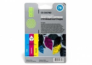 К-ж HP C6578D Color (DJ 970Cxi / PhotoSmart P1000/1100), 19мл, Cactus