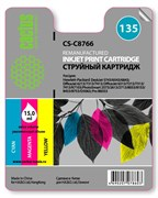 К-ж HP C8766HE (HP135) Color для DJ 6543/5743/6843, PS 8153/8453, 15мл, Cactus