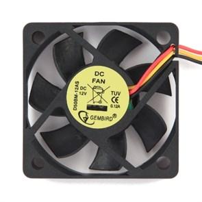 Вентилятор 50х50x10мм питание от мат.платы (3pin), управляемый, на подшипнике