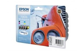 К-ж Epson T0635 MultiPack (T0631+T0632+T0633+T0634) ориг.