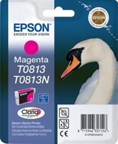 К-ж Epson T0813 Magenta для EPS R270/290/RX590 повышенной емкости ориг.