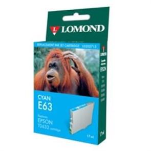 "К-ж Epson T06324A Cyan для EPS ST C67/C87 CX3700/CX4100/CX4700 ""Lomond"" (202715)"