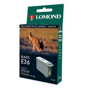 """К-ж Epson T036140 Black (Stylus C42Plus/S/SX/UX) """"Lomond"""" (202730)"""