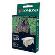 "К-ж Epson T040140 Black (Stylus C62/ CX3200) ""Lomond"" (202736)"
