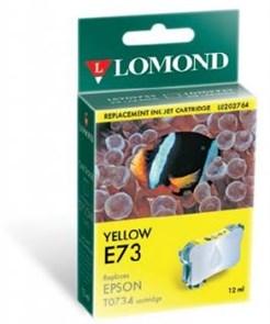 "К-ж Epson T07344A Yellow для EPS ST С79/СХ3900/4900/5900 ""Lomond"" (202764)"