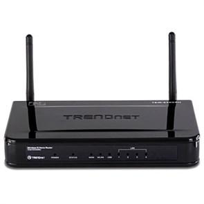 Маршрутизатор Wi-Fi 802.11n TRENDnet TEW-634GRU 4*LAN-G+1WAN, 300Mbps