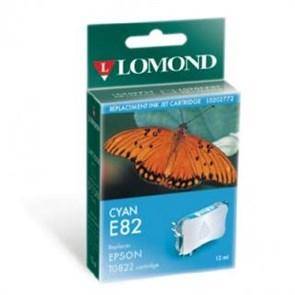 "К-ж Epson T08224A Cyan для EPS R270/290/RX590 ""Lomond"" (202772)"