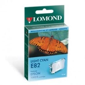 "К-ж Epson T08254A Light Cyan для EPS R270/290/RX590 ""Lomond"" (202775)"