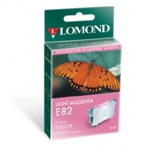 "К-ж Epson T08264A Light Magenta для EPS R270/290/RX590 ""Lomond"" (202776)"