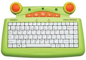 "Клавиатура Samsung Pleomax PKB-5300 (детская, USB, ""ноутбучные"" клавиши)"