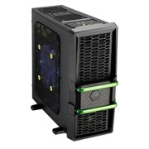 "ATX Inwin IRC-F1001BL ""Maelstrom"" (E-ATX, 600W, 3*12cm + 22cm fan)"