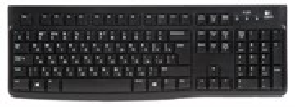 Клавиатура Logitech K120 Black (USB) (920-002522)