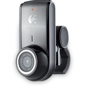 Logitech Portable B905 (Carl Zeiss®, AF, 2.0Mpx, 720p@30fps, микрофон) (960-000565)