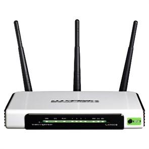Маршрутизатор Wi-Fi 802.11n TP-Link TL-WR1043ND 4*LAN-G+1WAN, USB, 300Mbps, 3 ант.