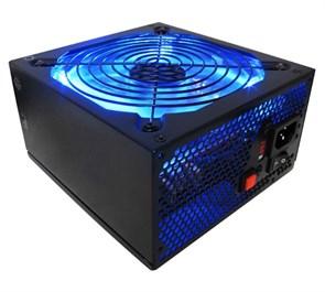 Блок питания ATX 730W Raidmax RX-730SS, Blue LED, 13.5cm fan, модульный