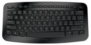 Беспроводная клавиатура Microsoft Arc Black, USB (J5D-00014)