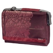 "Сумка Hama Messenger PLANTAL (15.6"", бордовая, 38,5 x 28 x 4см внутр.) (H-101437)"