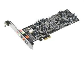 ASUS Xonar DGX PCI-E (105 дБ(А), ЦАП/АЦП 24-bit / до 96кГц, 5.1, Toslink)