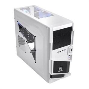 ATX Thermaltake Commander Snow (VN40006W2N), с окном, USB 3.0, без блока питания