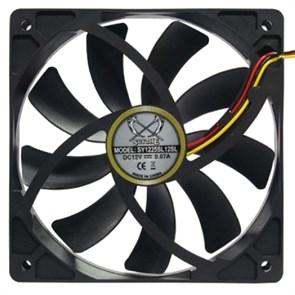 Вентилятор Scythe Slip Stream Slim 120mm 800rpm (SY1212SL12SL)