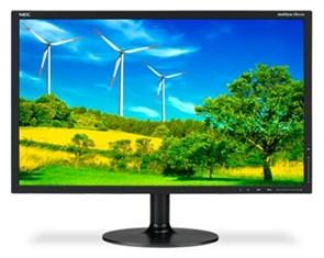 """LCD 23"""" NEC EX231W-BK Black (TN, 1920x1080, 1000:1, 170/160°, 5ms,DVI,DP)"""