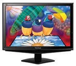 "LCD 19"" Viewsonic VA1948a-LED Black (16:10, 48см, 1440x900, 5мс, 170/160°)"
