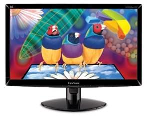 "LCD 20"" Viewsonic VA2038w-LED (16:9, 50.8см, LED, 1600x900, 1000:1, 170°/160°, 5ms, DVI)"