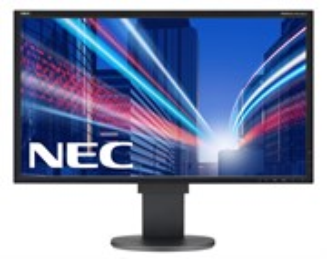 "LCD 24"" NEC EA244WMi-BK (e-IPS, 1920*1200, 1000:1, 5ms, DP/DVI/HDMI, наклон/поворот/высота)"
