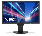 "LCD 23"" NEC EA234WMi Black (	IPS LED, 1920x1080, 1000:1, 178/178°, 6ms, DP, DVI, HDMI, VGA)"