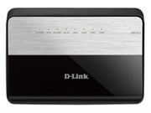 Маршрутизатор Wi-Fi 802.11n D-Link DIR-615/D/P1A 4*10/100+1WAN, 300Mbps