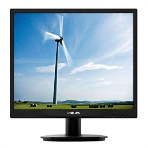 "LCD 19"" Philips 19S4LSB5/01 Black (5:4, 48.3см, LED, 1280x1024, 5ms, 176°/170°, DVI)"
