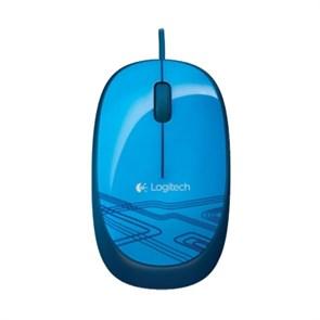 Мышь Logitech M105 голубая, USB (910-003119)