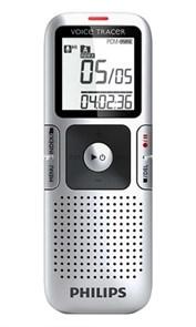 Диктофон PHILIPS LFH0655/00 (4Gb, MP3/PCM(WAV), 24-1078 ч, воспр. MP3/WMA, 1xAAA, USB)