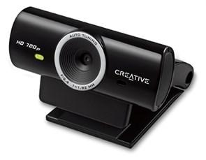 Creative Live! Cam Sync HD (800x600, 1.3Mpx, микрофон) (73VF077000001)