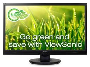 "LCD 21.5"" Viewsonic VA2246m-LED (16:9, 54.6см, 1920x1080, 10M:1, 170/160°, 5мс, DVI, m/m)"