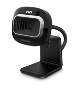 Microsoft LifeCam HD-3000 (720p HD, TrueColour, микрофон) (T3H-00013)
