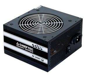 Блок питания ATX 700W Chieftec GPS-700A8, 12V@54A, 120mm, Active PFC, 80+, RTL