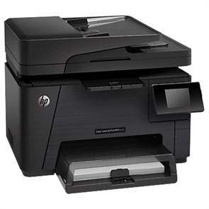 HP LaserJet Pro 200 color M177fw (цв. лаз. МФУ, факс, ADF, LAN, Wi-Fi <к-жи CF350A-353A>)