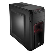 "ATX Corsair Carbide Series SPEC-01 (боковое окно, черный, 2x5.25"", 1LEDx120[5x120/140mm], 1+1xUSB 3.0/2.0, видео<414мм, CPU<150)"