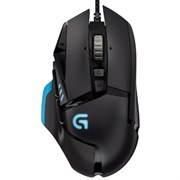 Мышь Logitech G502 Gaming Mouse G502 Proteus Core USB (910-004075)