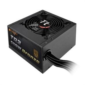 Блок питания ATX 550W Thermaltake TRX-550MPCEU-A, 12V@42A, 80+ Bronze, Active PFC, 14cm, модульный