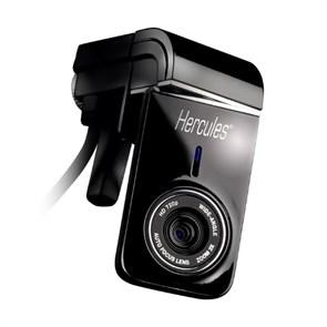 Hercules Dualpix HD720p (1280x720@30fps, микрофон, автофокус)