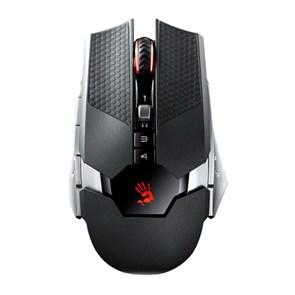 Мышь беспров. A4Tech Bloody RT5 Warrior Wireless Gaming Mouse, черная, игровая, Li-Ion акк., USB
