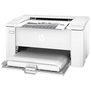 HP LaserJet Pro M104a (белый, A4, 22стр/мин, 150л, 128mb <к-ж CF218A/ драм CF219A>) <G3Q36A>