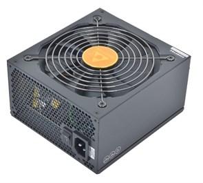 Блок питания ATX 650W Chieftec APS-650CB, 12V@26+26A, ActivePFC, 14cm, 80+ Bronze, модульный