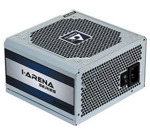 Блок питания ATX 450W Chieftec GPC-450S, 12V@35A, 120mm, Active PFC, 80+, OEM