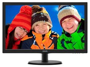 "LCD 21.5"" Philips 223V5LSB2/10(62) Black (16:9, 54.6см, LED, 1920x1080, 5ms)"