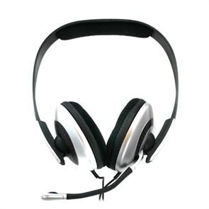 Гарнитура Creative HS 600 (оголовье, 20Гц-20кГц, 32Ом, 102 дБ/мВт / -44 дБ мик., 2 * 3,5 мм, кабель 2,5м )